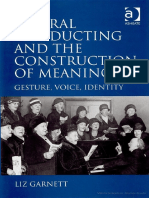 Choral Conducting and the Construction of Meaning 3