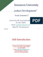 New Product Development01-07