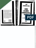 Curso de Direito Constitucional Positivo - Jose Afonso Da Silva