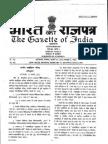 2012Feb27 62051 Gazette Notification NEET-UG