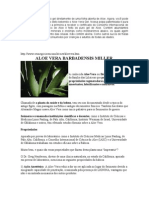 Aloe is Por Dr. Peter Atherton