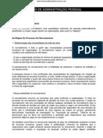 01 - noções de administração de pessoal