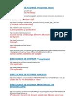Direcciones de Internet 1 (Copia)