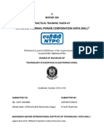Training Report(B2)