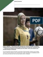 Advertisers Seek to Speak to Muslim Consumers