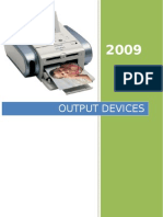 Output Devices and Concepts Para Cargar en La Web