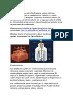 Experimentos ElectroEstaticos