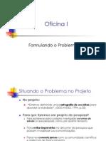 Oficina 01 Formulação do Problema