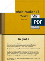 Abdel Wahed