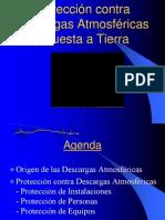 FSR05 SPDA Proteccion Descargas