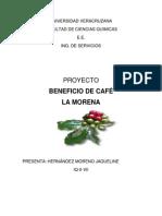Beneficio de Cafe