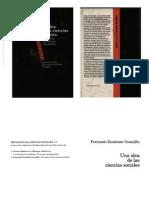 Fernando Escalante - Una Idea de Las Ciencias Sociales