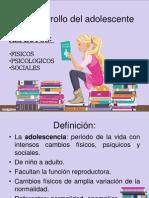 Ppt. Adolescencia