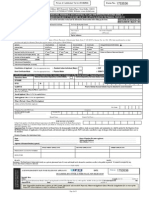 IFCI Infra Bond 2012 Application Form
