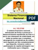 Sistema Financeiro Nacional 1 Slide Pagina