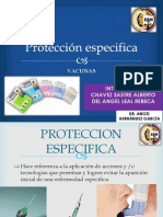 Proteccion específica