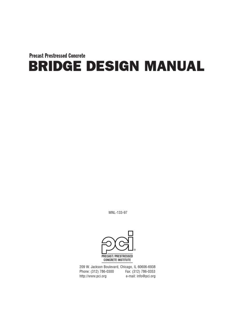 pci bridge manual