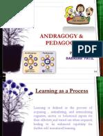 Andragogy &Pedagogy Ppt @ Bec Doms Bagalkot