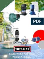Totaline Catalog 2010