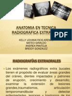 Anatomia en Tecnica Radiografica Extraoral