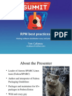 Callaway-RPMBestPractices-Summit2006