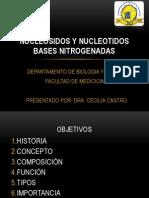 ACIDOS_NUCLEICOS_PARTE_II_._NUCLEOSIDOS_Y_NUCLEOTIDOS