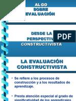 Evaluación - Constructivista