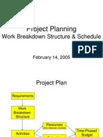 Feb 14 Project Planning