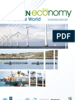 Green Economy in a Blue World Synthesis Report