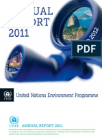 UNEP 2011 Annual Report