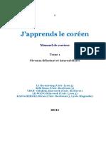 2011 1001 MANUEL de COREEN Version Definitive Copy