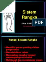 Sistem Rangka Ppt