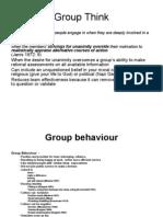17 groupthink