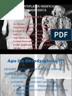 Fibrodisplasia