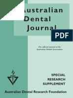 Australian Dental Journal