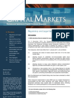 2011 04 Capital Markets Newsletter - 1 of 2011