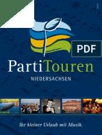 PartiTouren Niedersachsen 2012