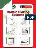 1-18 Easy Fix Double Glazing Counter Price List