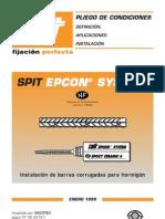 Spit Epcon System
