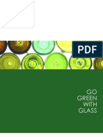 Go Green With Glass Brochure