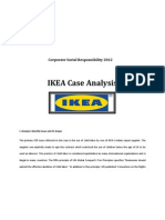 ikea case analysis Free case study sample about ikea company example of ikea case study paper some good tips how to prepare marketing case studies and analysis.
