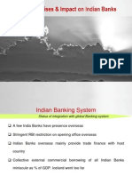 Financial Crises and Indian Banks