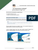 Manual Instalacao Software a-Migo