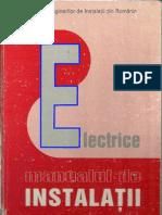 Instalatii Electrice Si de Automatizare