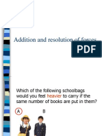 06-4 Force Addition n Resolution