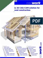Brochure en CadWork