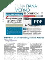 El  PP tiene un problema muy serio en Asturias