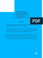 TIEA agreement between Costa Rica and Argentina