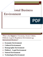 International Business Environment (5)