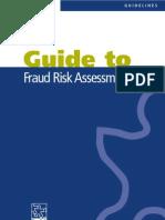 Fraud Risk Guideto